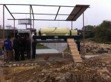 工地桩基泥浆处理分离设备