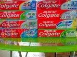 廣州外貿牙膏生產廠家 英文版高露潔牙膏