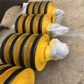 16吨优质定向滑轮组国标起重滑车一体铸造工艺滑轮组