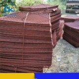 唐山機械菱形鍍鋅鋼板網