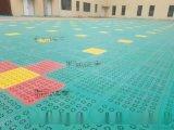 自貢大安橡膠拼裝地墊跑道中國結系列