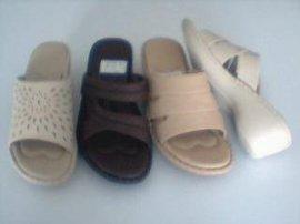 女式PU底拖鞋(026)
