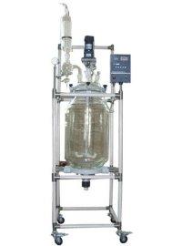 中式双层玻璃反应釜 TFD-20L