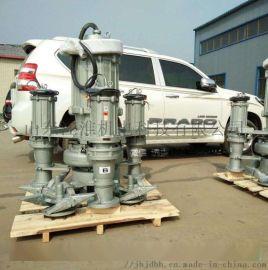 陕西沟渠专用潜水抽沙泵 大流量耐磨抽砂泵厂家现货