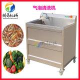 洗菜机 单缸气泡蔬菜清洗洗菜机