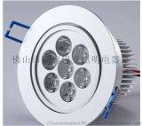 LED車鋁筒燈 孔燈 天花板筒燈