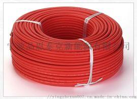 厂家直供太阳能光伏电缆PV1-F1*16mm2