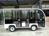 8座封閉式電動觀光車 旅遊觀光車 電動爬山車