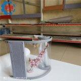 批发磁吸软门帘 pvc透明水晶板磁性自吸磁吸门帘自动吸合有效隔音
