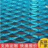 钢板网厂家 供应装饰金属拉伸网 台州建筑装饰鱼鳞菱型扩张网