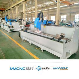 铝合金型材数控钻铣床工业铝设备数控钻铣床 小型