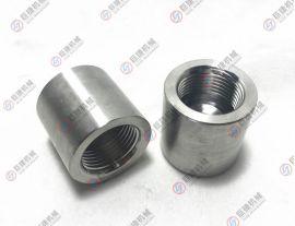 双金属温度计接头M20X1.5仪表底座接头/仪表焊接不锈钢内丝20*1.5