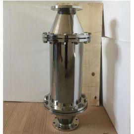 磁化除垢器 可定制 大口径无水阻 磁化除垢器