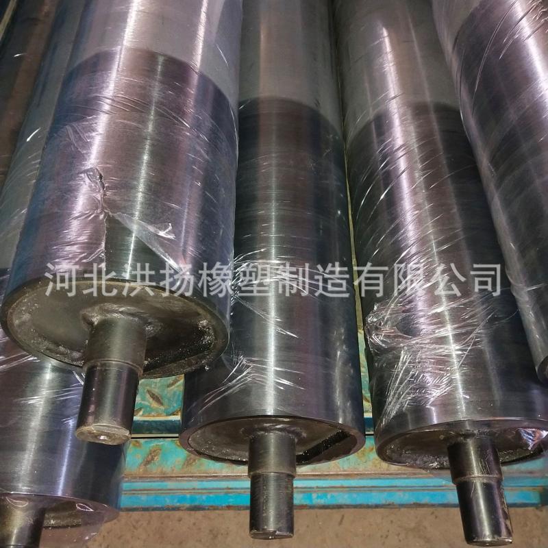 供应 橡胶包胶辊 橡胶包胶轴 耐油橡胶胶辊 可定做