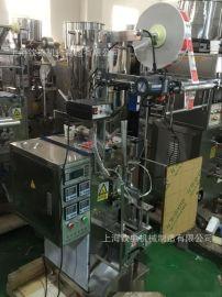 全自动酱料辣椒油灌装机膏体调味料牛奶饮料封口机定量液体包装机