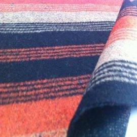 YD6333毛纺色织条子面料