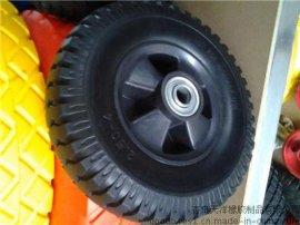 厂家直销   高品质PU发泡轮250-4