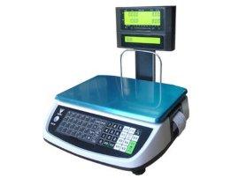 公正义电子称计价秤省电可充电池打印价格
