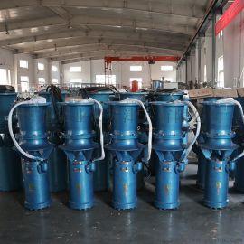 临时用潜水轴流泵大流量