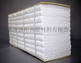 硅酸铝保温材料陶瓷纤维模块的安装