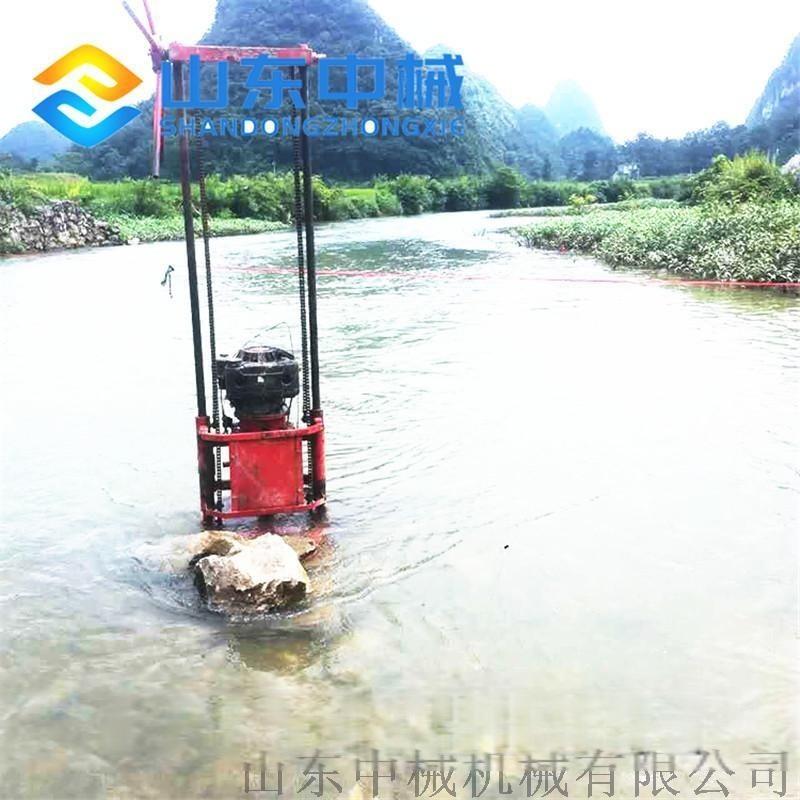 30米轻便立式背包钻机 便捷式取样钻机 地质勘探