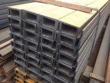 进口美标槽钢尺寸标准信息,规格表