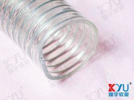 耐负压软管,PU钢丝管,刨冰机输送管