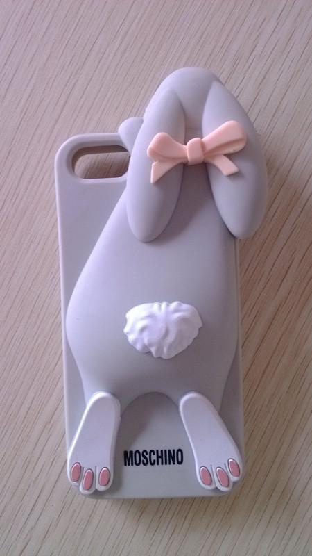 龅牙兔苹果5 5S手机壳