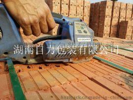 陕西/山西砖瓦打包机 ORT250**砖瓦打包 砖厂打包使用