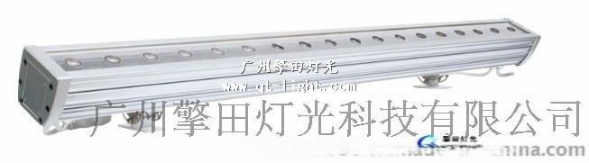 擎田灯光 QT-WL318 18颗洗墙灯 洗墙灯,投光灯,点控洗墙灯