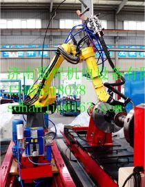 焊研威达高科技焊接机器人