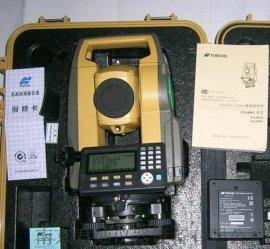 日本拓普康ES-602G全站仪 500米免棱镜全站仪