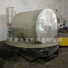 新品研发圆筒纸缠绕机 无纺布包装机 二次元缠绕包装机