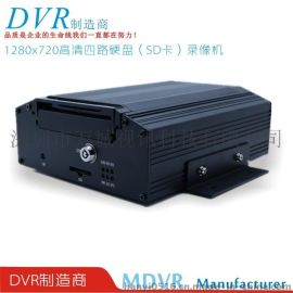 车载硬盘录像机 ahd高清 SD卡录像机 车载dvr 高清720P录像机