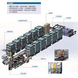 全自动锂电池真空干燥炉真空干燥设备系统组成及功能