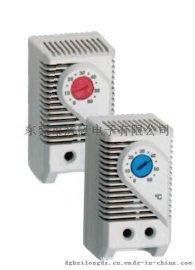 開關 小型緊湊溫控器KTS 011機械式可調式