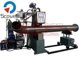 宁波斯科威尔重载厚壁管道自动焊机