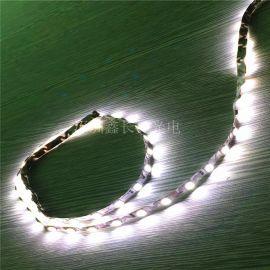 深圳鑫长昊光电 厂家直销LED软灯带 2835s型灯带 树脂字 迷你字 专用灯条
