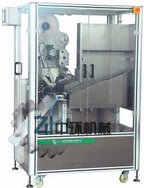 热销ZHTB60 软管贴标机 牙膏管贴标机 自动贴标机