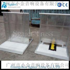大型演唱会防爆栏,铝合金安全防护栏厂家定制