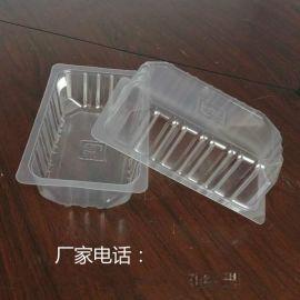 抽真空充氮气鸭货塑料盒  气调包装锁鲜盒