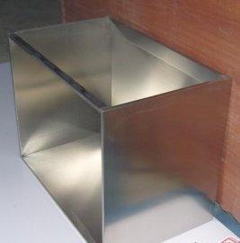 无锡不锈钢板材剪折开槽冲孔冷弯激光切割氩弧焊接加工