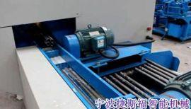 捷斯大型全自动铁管铝管铜管不绣钢管全自动切管机多根管全自动切管机