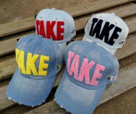 鸭舌帽遮阳帽棒球帽牛仔帽亲子帽
