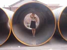 Q235大口径卷管-Q235大口径立柱卷管