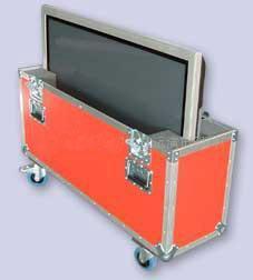 液晶电子屏航空箱