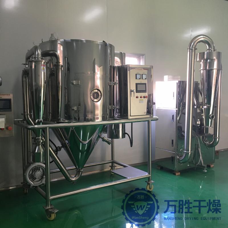 万胜供应LPG-5型玉米浆汁烘干机 香精香料专用喷雾干燥机