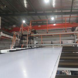 PVC塑料片材生产线 PVC塑料硬质片材机器
