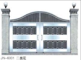 不锈钢花园大门(JN-6002)