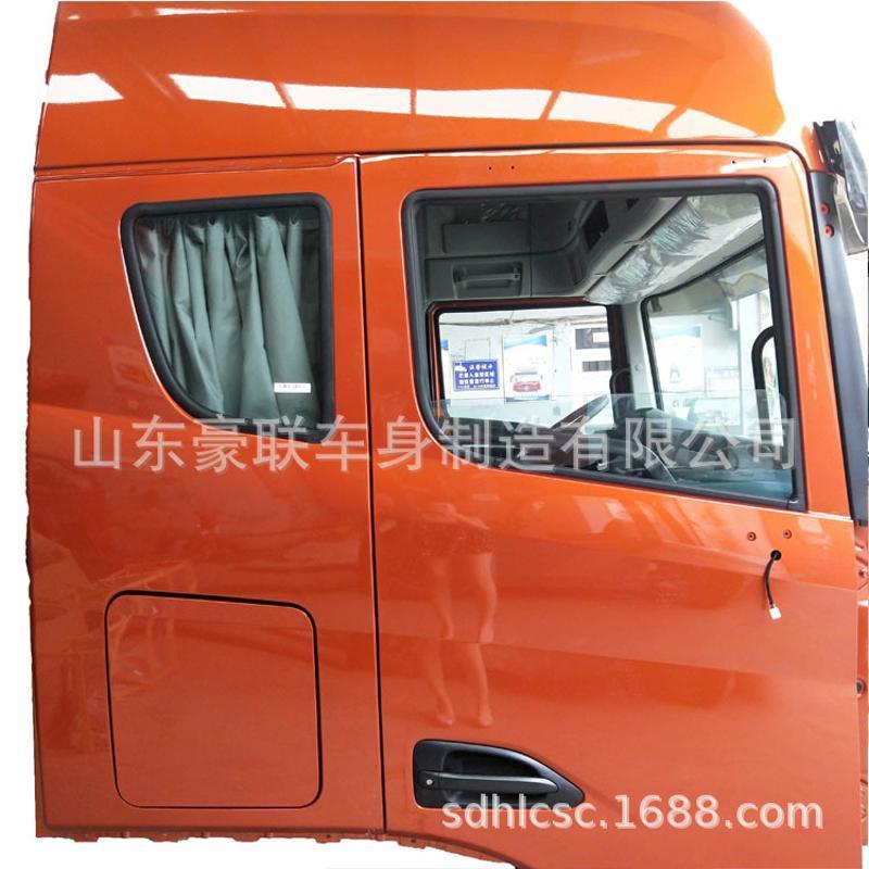 联合重卡驾驶室总成气 囊座椅自卸车 牵引车图片 厂家